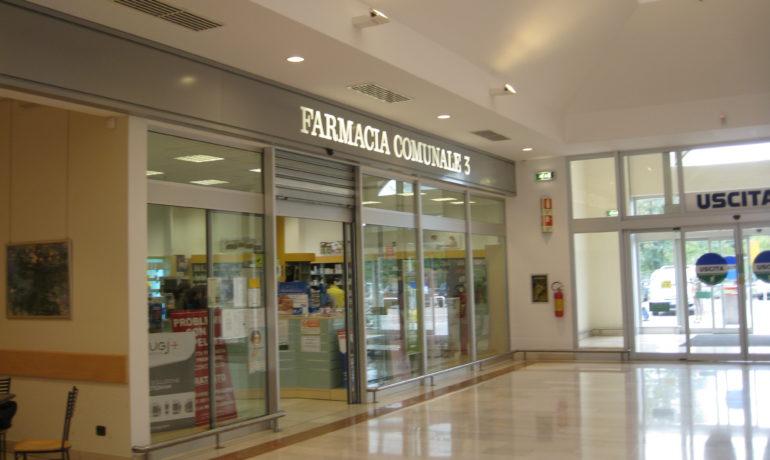 VARIAZIONE ORARIO FARMACIA COMUNALE 3